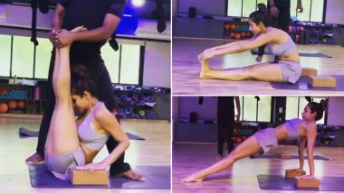 Malaika Arora's Latest Video Doing Yoga Is a Perfect Dose of Motivation To Get Through The Week!