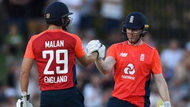 NZ vs ENG 3rd T20I, 2019: Records Shatter For England As Dawid Malan, Eoin Morgan Wreak Havoc