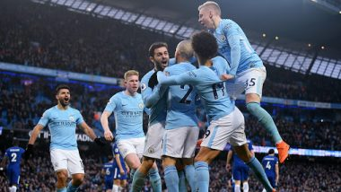 Burnley FC vs Manchester City, Premier League 2019-20 Free Live Streaming Online & Match Time in IST: How to Get Live Telecast on TV & Football Score Updates in India?