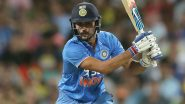 Syed Mushtaq Ali Trophy 2019–20: Manish Pandey Scores Scintillating Hundred Against Services, Guides Karnataka to 80-Run Victory