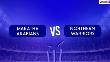 T10 League 2019 Dream11 For Maratha Arabians vs Northern Warriors Team Prediction: Tips to Pick Best All-Rounders, Batsmen, Bowlers & Wicket-Keepers For MAR vs NOR T10 Match in Abu Dhabi