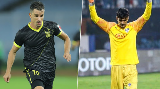 Hyderabad FC vs Bengaluru FC, Indian Super League 2019–20: Marcelinho Pereira, Gurpreet Singh Sandhu & Other Key Players to Watch Out for in BFC vs HYD ISL Clash