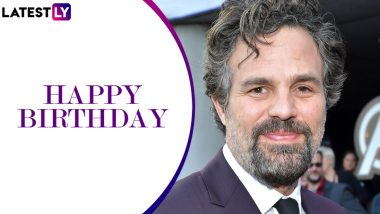 Mark Ruffalo 52nd Birthday: From Climate Crisis to Abortion Laws, Social Causes 'The Hulk' Raised His Voice For