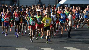 Kenyan Runner Mathew Kipkoech Kisorio Renews Course Record at Beijing Marathon 2019