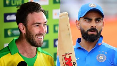 Virat Kohli Lauds Glenn Maxwell for Opening Up on Mental Health Issues, 'He Set the Right Example,' Says Indian Skipper