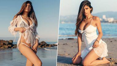 Mia Khalifa New Year 2020 Calendar Is Out With Never-Before-Released Hot Pics of the Sexy Babe, And We Are All Heart-Eyes