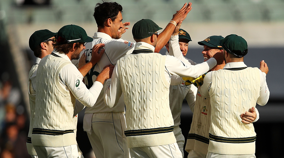 Australia vs Pakistan Live Cricket Score, 2nd Test 2019, Day 3: Get Latest Match Scorecard and Ball-by-Ball Commentary Details for AUS vs PAK Test From Adelaide Oval