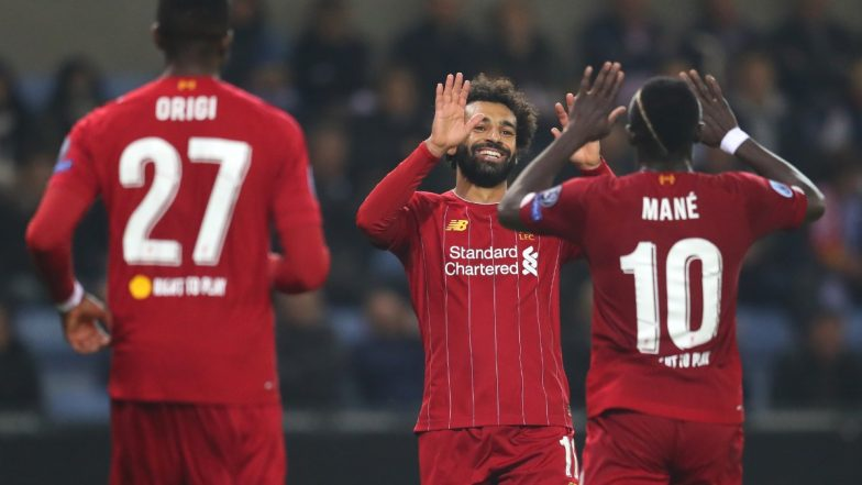 Liverpool vs Genk, UEFA Champions League 2019–20 Live Streaming Online: Where to Watch UCL 2019–20 Group Stage Match Live Telecast on TV & Free Football Score Updates in Indian Time?