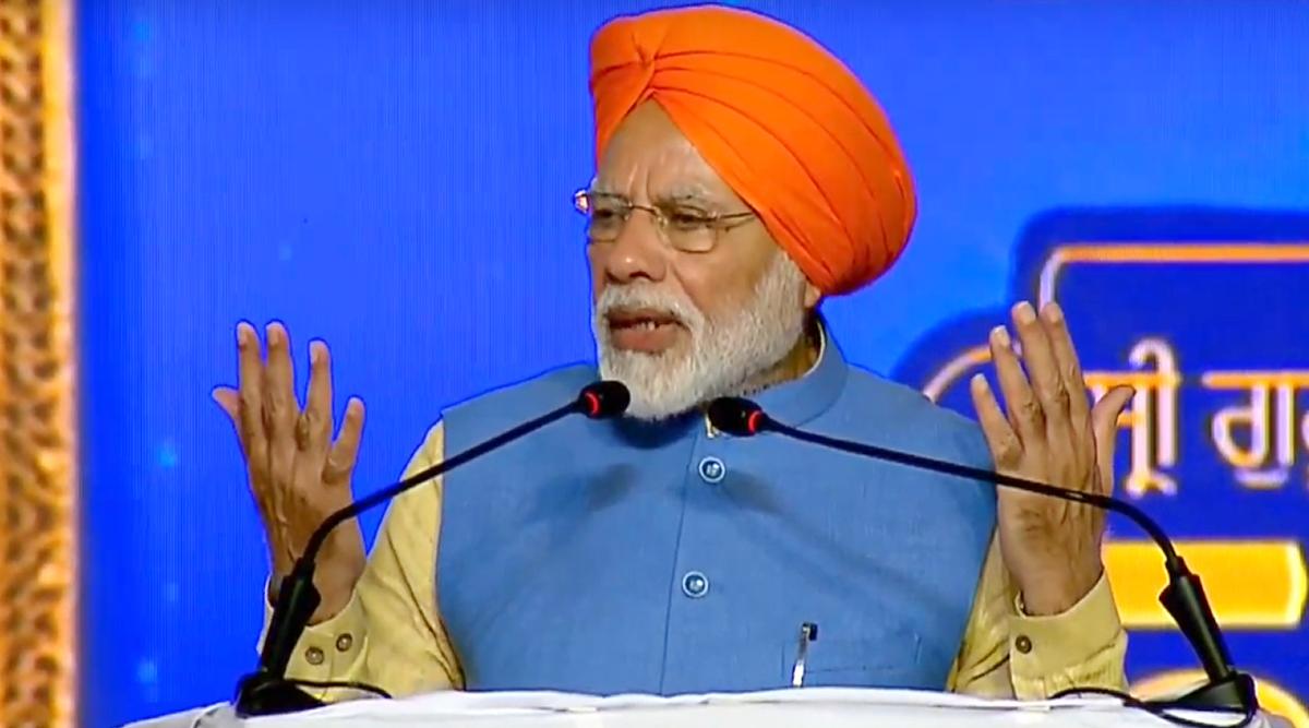 Guru Nanak Jayanti 2019: PM Narendra Modi Wishes Nation on 550th Prakash Parv of First Sikh Guru