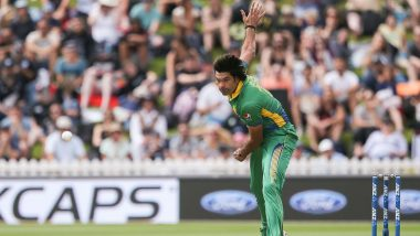 Australia vs Pakistan 1st T20I 2019: Mohammad Irfan Becomes Oldest Pace Bowler to Play for Pak Since Imran Khan in 1992