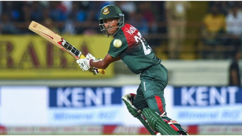 Mohammad Naim Hits Maiden International Fifty To Keep Bangladesh in Hunt For First T20I Series Win Against India