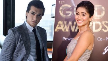 Yeh Rishta Kya Kehlata Hai's Mohsin Khan Demands A Separate Vanity Van Post Break Up With Shivangi Joshi
