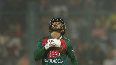 Mushfiqur Rahim's Half-Century Hands Bangladesh First T20I Victory by 7 Wickets Over India at Arun Jaitley Stadium
