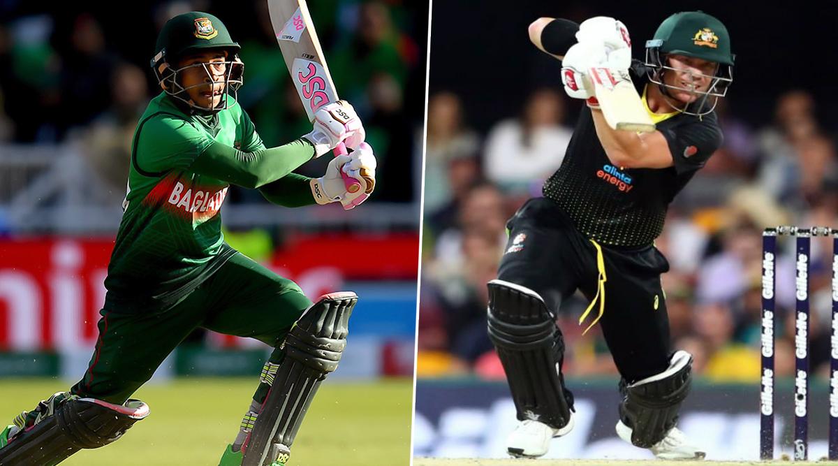 Cricket Week Recap: From Mushfiqur Rahim's Match-Winning Knock to David Warner's Splendid Innings, A Look at Finest Individual Performances