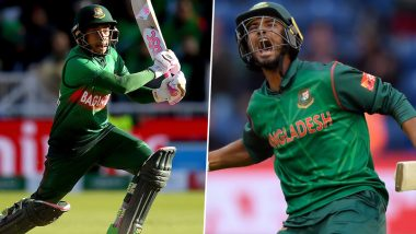 Mushfiqur Rahim and Mahmudullah Riyad Redeem Themselves From the Ghost of the 2016 T20 World Cup, Guide Bangladesh to Maiden Victory Over India in T20Is