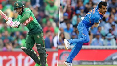 Mushfiqur Rahim vs Yuzvendra Chahal & Other Exciting Mini Battles to Watch Out for in 2nd India vs Bangladesh T20I 2019