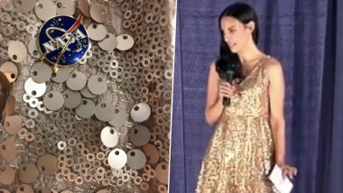 'Scientists Can Be Sparkly Too!' NASA Scientist Remembers Wearing Sequined Dress to a Talk for THIS Heartwarming Reason (View Pics)