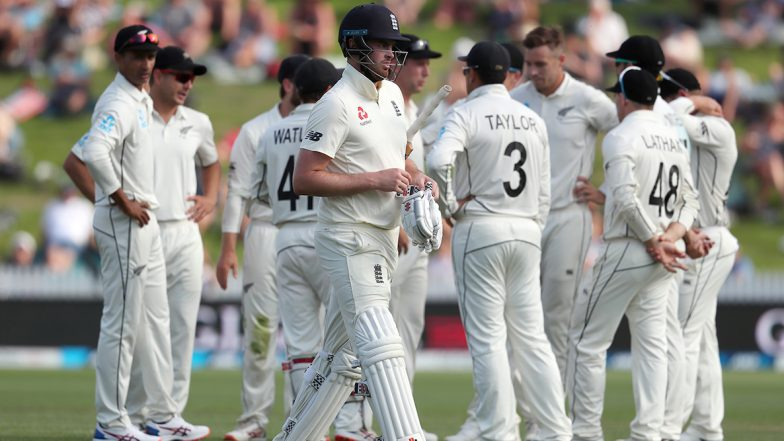 New Zealand vs England, 2nd Test Match 2019, Day 3 Live Streaming on Hotstar: How to Watch Free Live Telecast of NZ vs ENG on TV & Cricket Score Updates in India Online