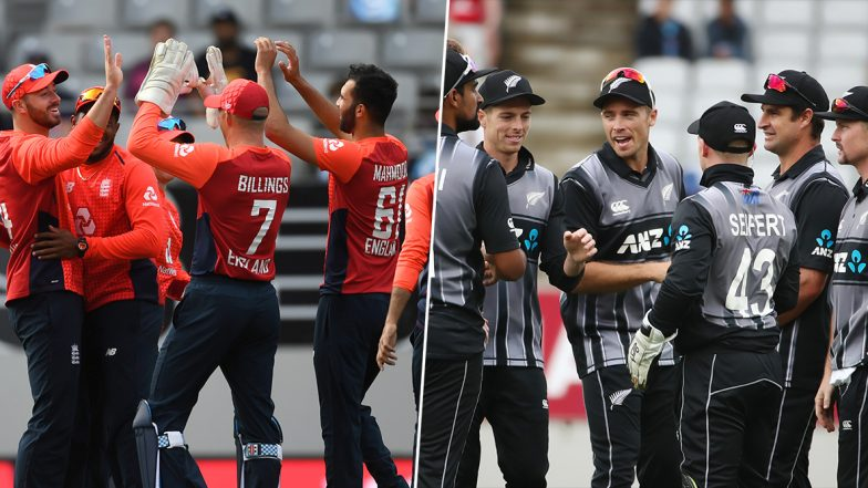 NZ vs ENG 5th T20I 2019 Match Report: England Defeat New Zealand in Super-Over, Fans Reminded of ICC CWC 2019 Final