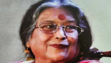 Nabaneeta Dev Sen, Padma Awardee And Wife of Nobel Laureate Amartya Sen, Dies After Prolonged Battle With Cancer