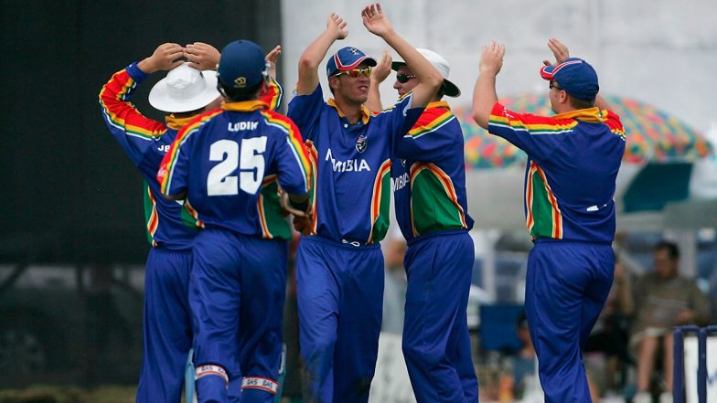 Live Cricket Streaming of Ireland vs Namibia, ICC T20 World Cup Qualifier 2019 3rd Place Playoff Match on Hotstar: Check Live Cricket Score, Watch Free Telecast of IRE vs NAM on TV and Online