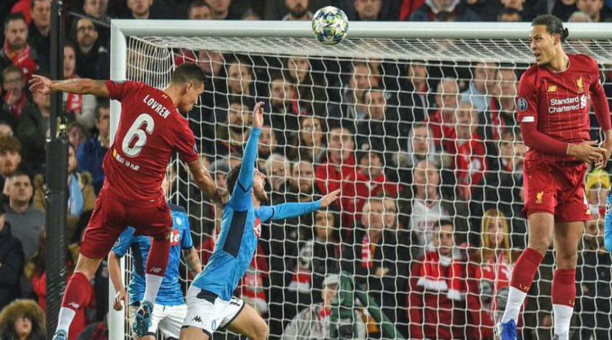 UEFA Champions League 2019-20: Juventus and Inter Milan Return to Serie A Duel After Napoli vs Liverpool 1-1 Tie