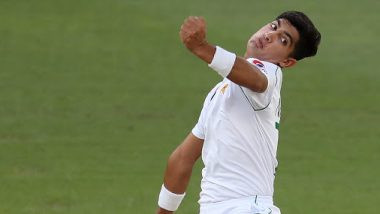 Naseem Shah, Pakistan Bowler Decides Not to Return Home After Mother's Demise