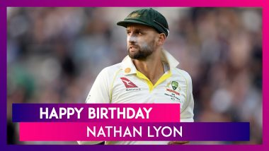 Happy Birthday Nathan Lyon: Things To Known About Australian Off-Spinner