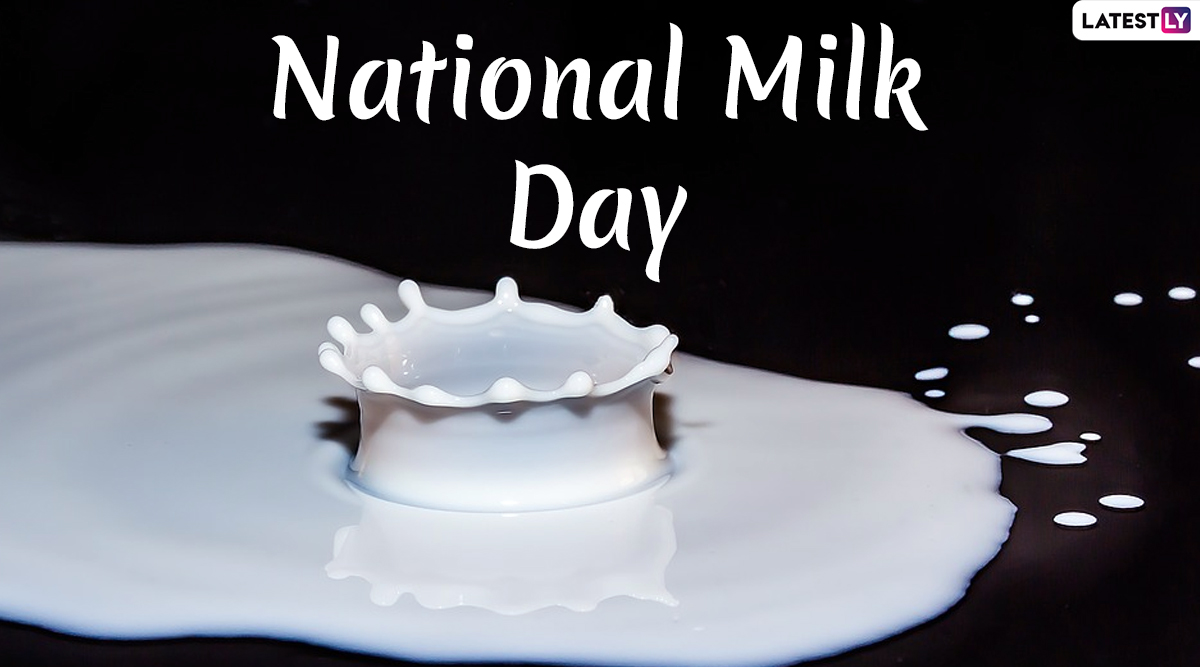 National Milk Day 2019 Date And Significance: All About The Day That Celebrates The Life of Dr Verghese Kurien