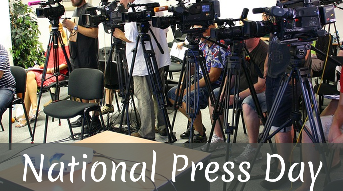 National Press Day 2019: Renowned Journalists And Media Barons Who Changed Face of Indian Journalism