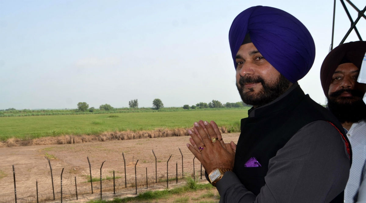 Kartarpur Corridor: Navjot Singh Sidhu Writes Another Letter to MEA For Political Clearance, Says 'Respond or I Will Go to Pakistan Without Permission'