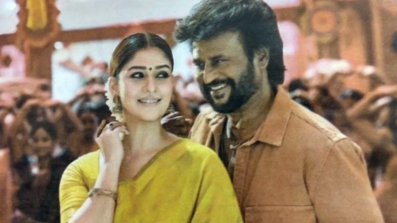 Darbar: Fans Can't Keep Calm After This Still of Nayanthara and Rajinikanth Hit the Internet (View Pic)