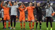 Netherlands vs Estonia, UEFA EURO Qualifiers 2020 Live Streaming Online & Match Time in IST: How to Get Live Telecast of NED vs EST on TV & Football Score Updates in India