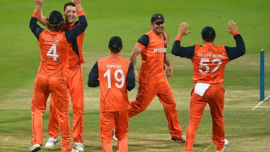 Live Cricket Streaming of Netherlands vs Papua New Guinea, ICC T20 World Cup Qualifier 2019 Final Match on Hotstar: Check Live Cricket Score, Watch Free Telecast of NED vs PNG on TV and Online