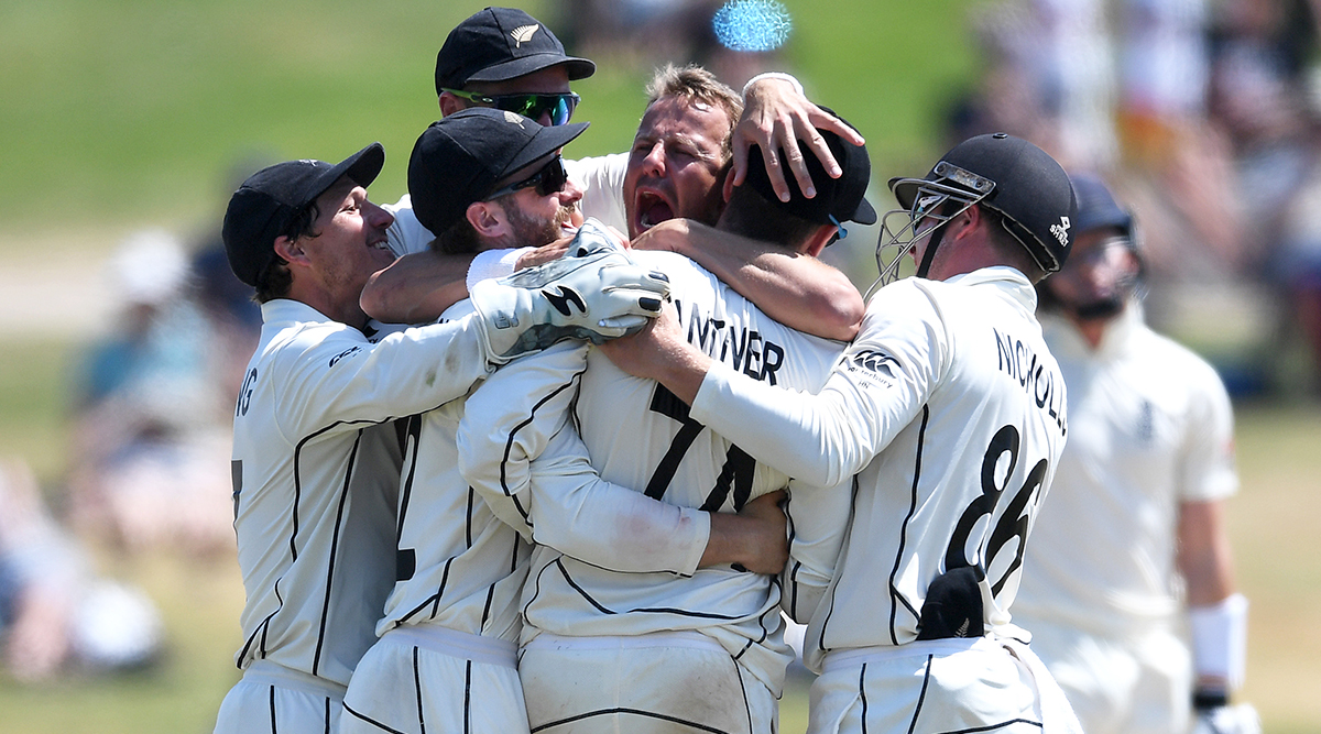 New Zealand vs England 1st Test 2019 Result: Kiwis Take 1–0 Lead in Series After Defeating Joe Root-Led Side by an Innings and 65 Runs