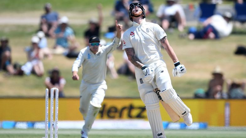 New Zealand vs England, 2nd Test Match 2019, Day 1 Live Streaming on Hotstar: How to Watch Free Live Telecast of NZ vs ENG on TV & Cricket Score Updates in India Online