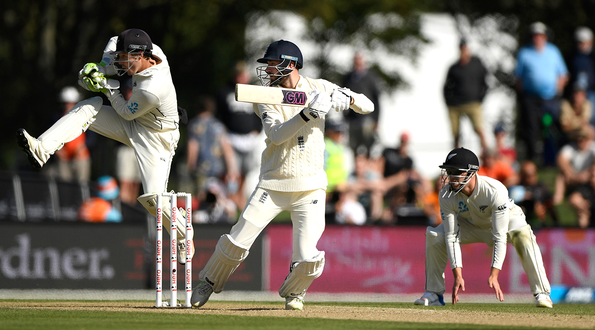 New Zealand vs England, 1st Test Match 2019, Day 3 Live Streaming on Hotstar: How to Watch Free Live Telecast of NZ vs ENG on TV & Cricket Score Updates in India Online