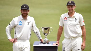 New Zealand vs England, 1st Test Match 2019 Live Streaming on Hotstar: How to Watch Free Live Telecast of NZ vs ENG on TV & Cricket Score Updates in India Online