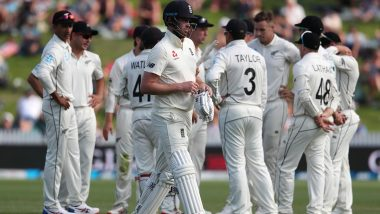 New Zealand vs England Live Cricket Score, 2nd Test 2019, Day 3: Get Latest Match Scorecard and Ball-by-Ball Commentary Details for NZ vs ENG Test From Seddon Park