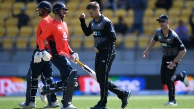 England vs New Zealand Dream11 Team Prediction: Tips to Pick Best Playing XI With All-Rounders, Batsmen, Bowlers & Wicket-Keepers for ENG vs NZ 3rd T20I Match 2019
