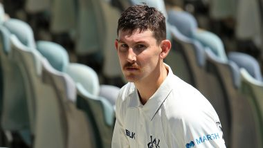 After Glenn Maxwell, Australia's Nic Maddinson Pulls Out of Cricket Due to Mental Health Concerns