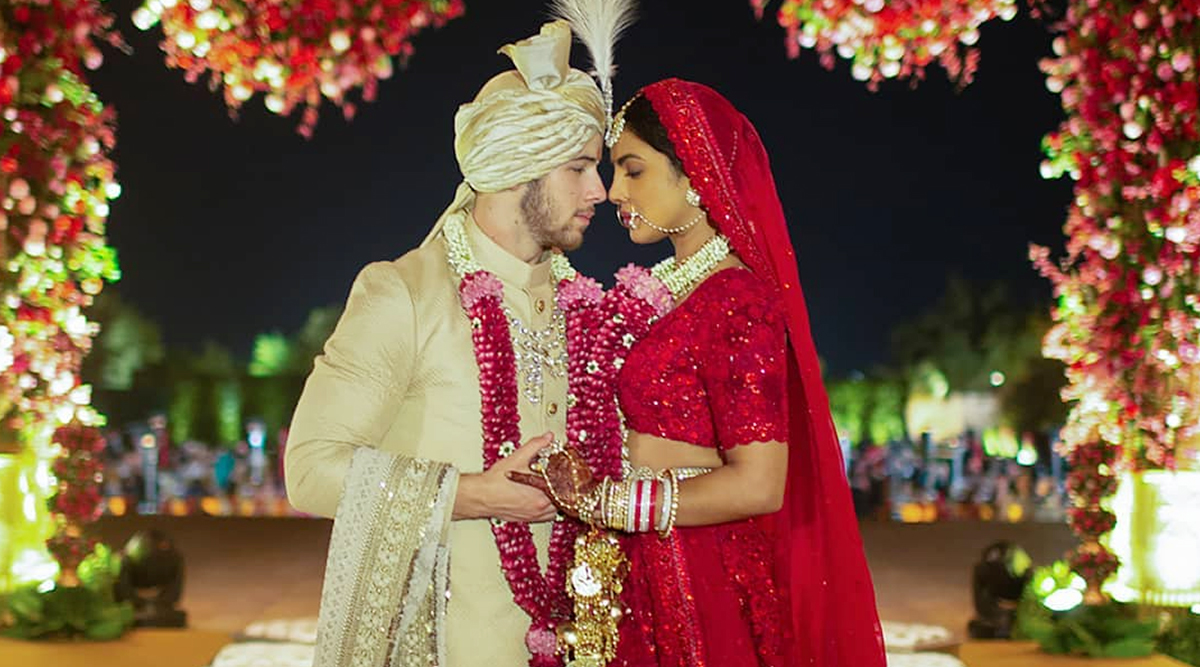 Nick Jonas Has Something Special in Store for Priyanka Chopra for Their First Wedding Anniversary