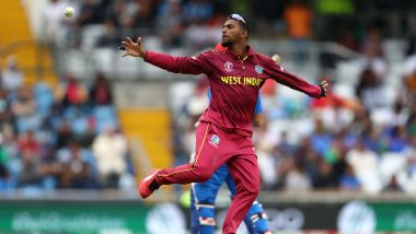 West Indies Batsman Nicolas Pooran Suspended for Four T20Is for Ball-Tampering Against Afghanistan