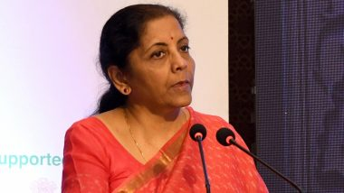 Finance Minister Nirmala Sitharaman Says Air India and Bharat Petroleum to be Sold by March 2020