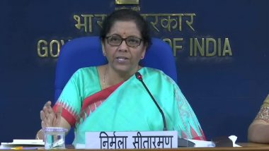 BPCL Disinvestment Approved by Cabinet, State-Owned Petroleum Corporation to be Privatised: FM Nirmala Sitharaman