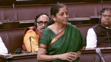 Nirmala Sitharaman in Parliament: Growth May Be Down, But No Recession Yet