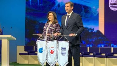 Nita Ambani Dreams to See Indian Football Team Playing FIFA World Cup in Her Lifetime