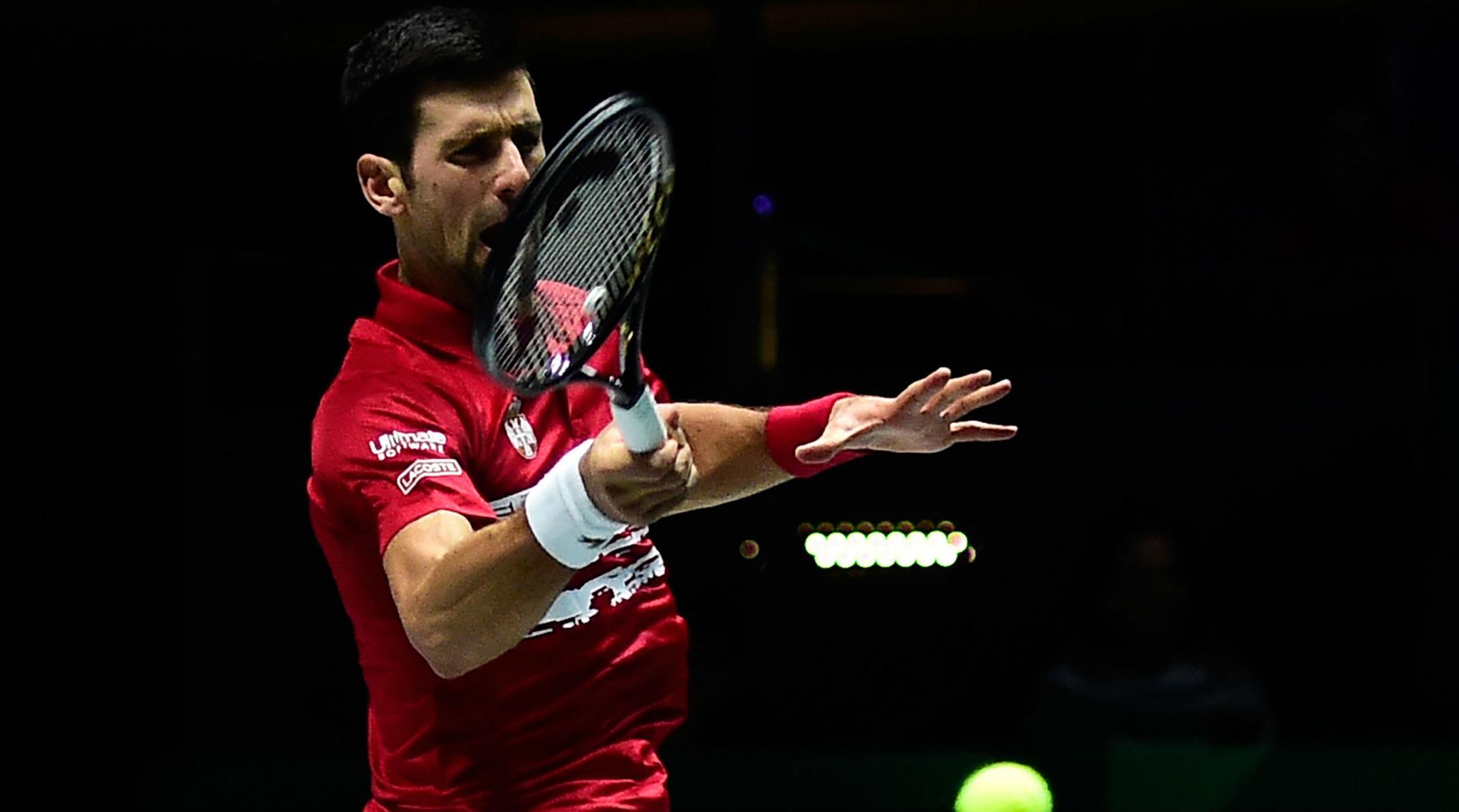 Novak Djokovic Sends Serbia into Quarter-Finals as France's Benoit Paire Knocked Out of Davis Cup 2019