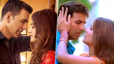 Filhall: Akshay Kumar Recreates the Song Teaser with Katrina Kaif and Their Chemistry Still Looks So Amazing (Watch Video)