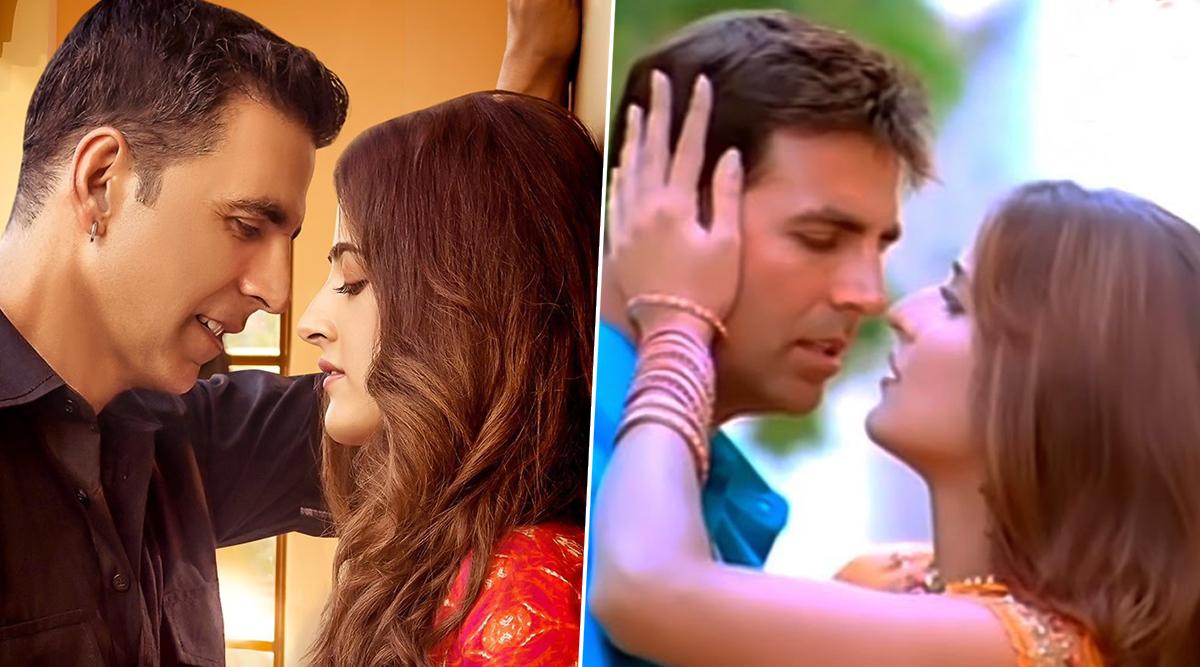 Filhall: Akshay Kumar Recreates the Song Teaser with Katrina Kaif and Their Chemistry Still Looks So Amazing (Watch Video)